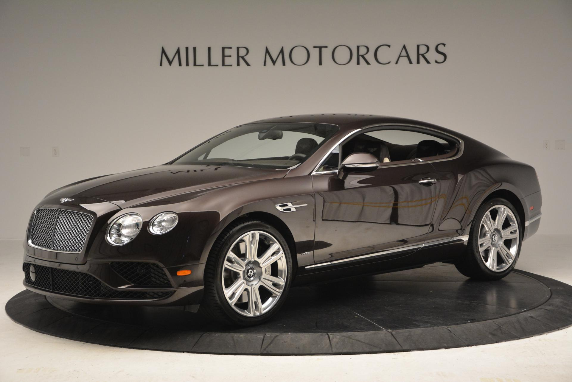 Used 2016 Bentley Continental GT W12 For Sale In Greenwich, CT 23_p2