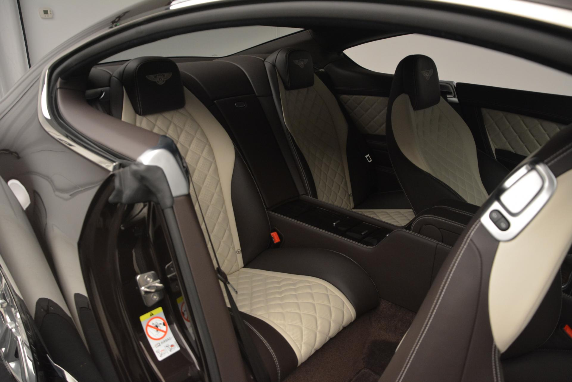 Used 2016 Bentley Continental GT W12 For Sale In Greenwich, CT 23_p38