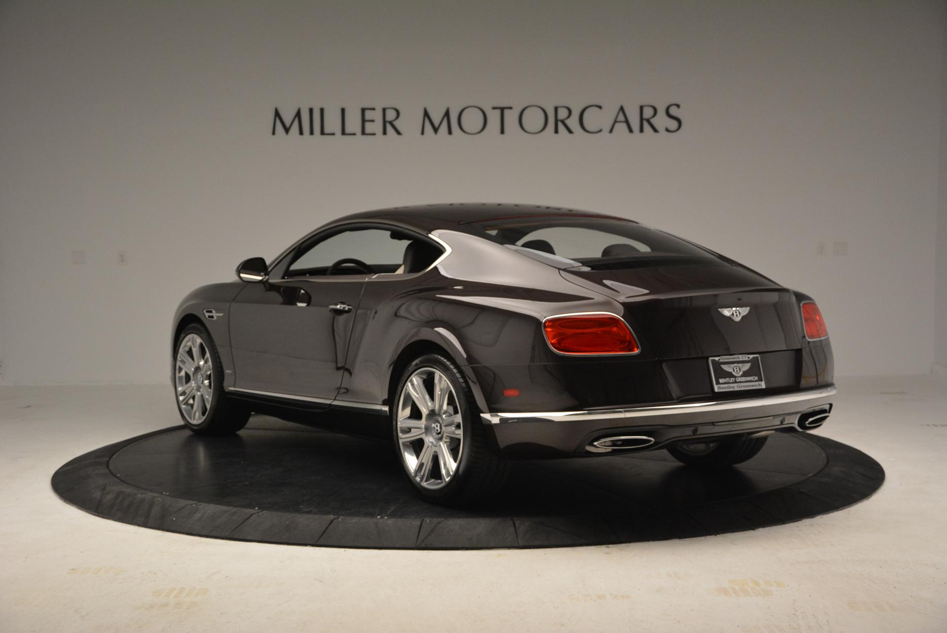 Used 2016 Bentley Continental GT W12 For Sale In Greenwich, CT 23_p5