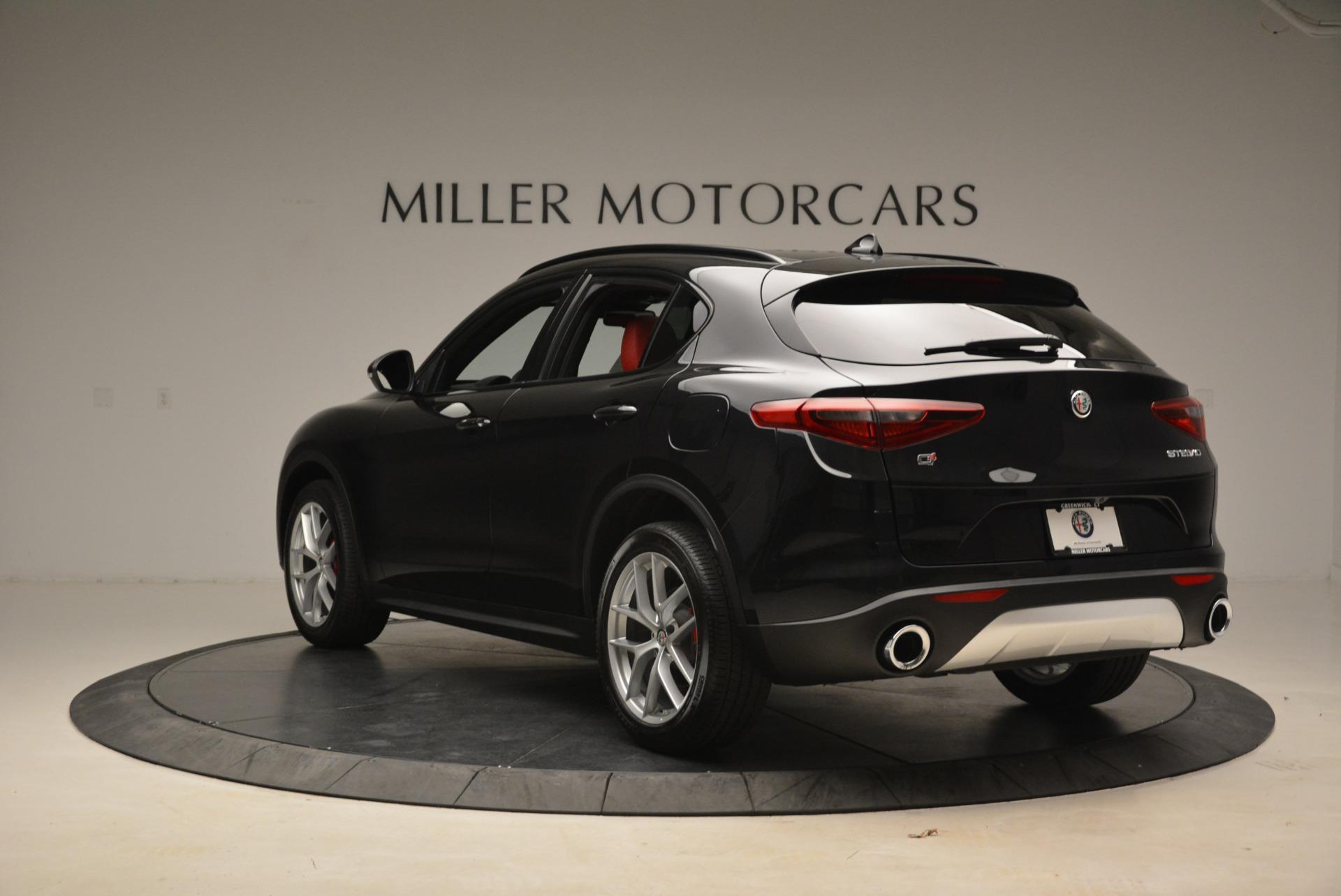 New 2018 Alfa Romeo Stelvio Ti Sport Q4 For Sale In Greenwich, CT 2300_p5