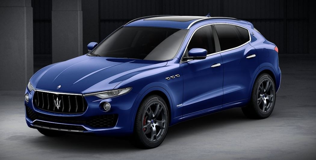 New 2018 Maserati Levante Q4 GranSport For Sale In Greenwich, CT 2303_main