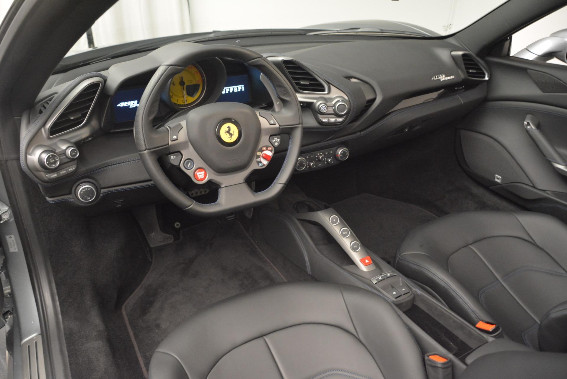 Used 2018 Ferrari 488 Spider  For Sale In Greenwich, CT 2306_p25
