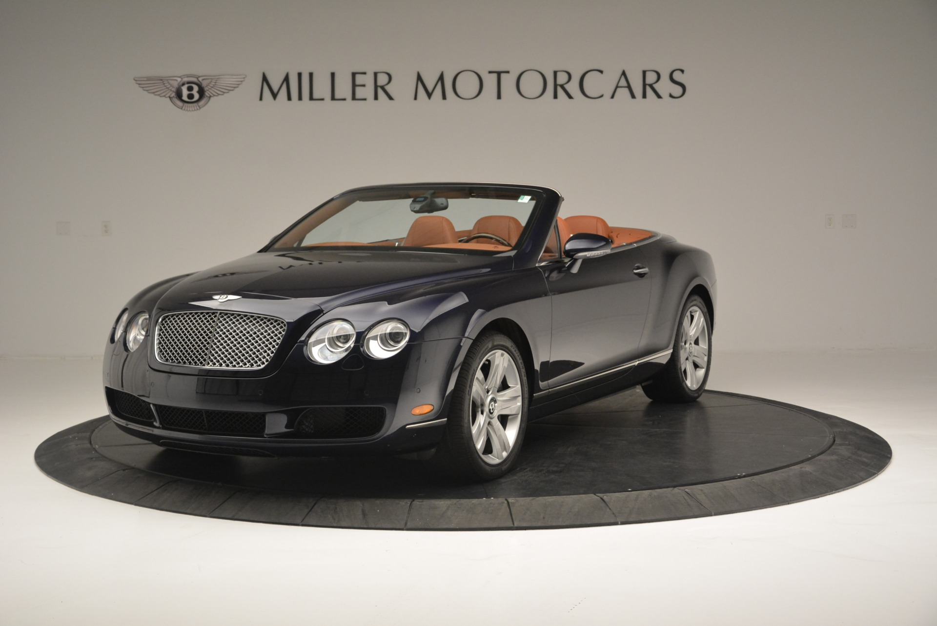 Used 2008 Bentley Continental GTC GT For Sale In Greenwich, CT 2307_main