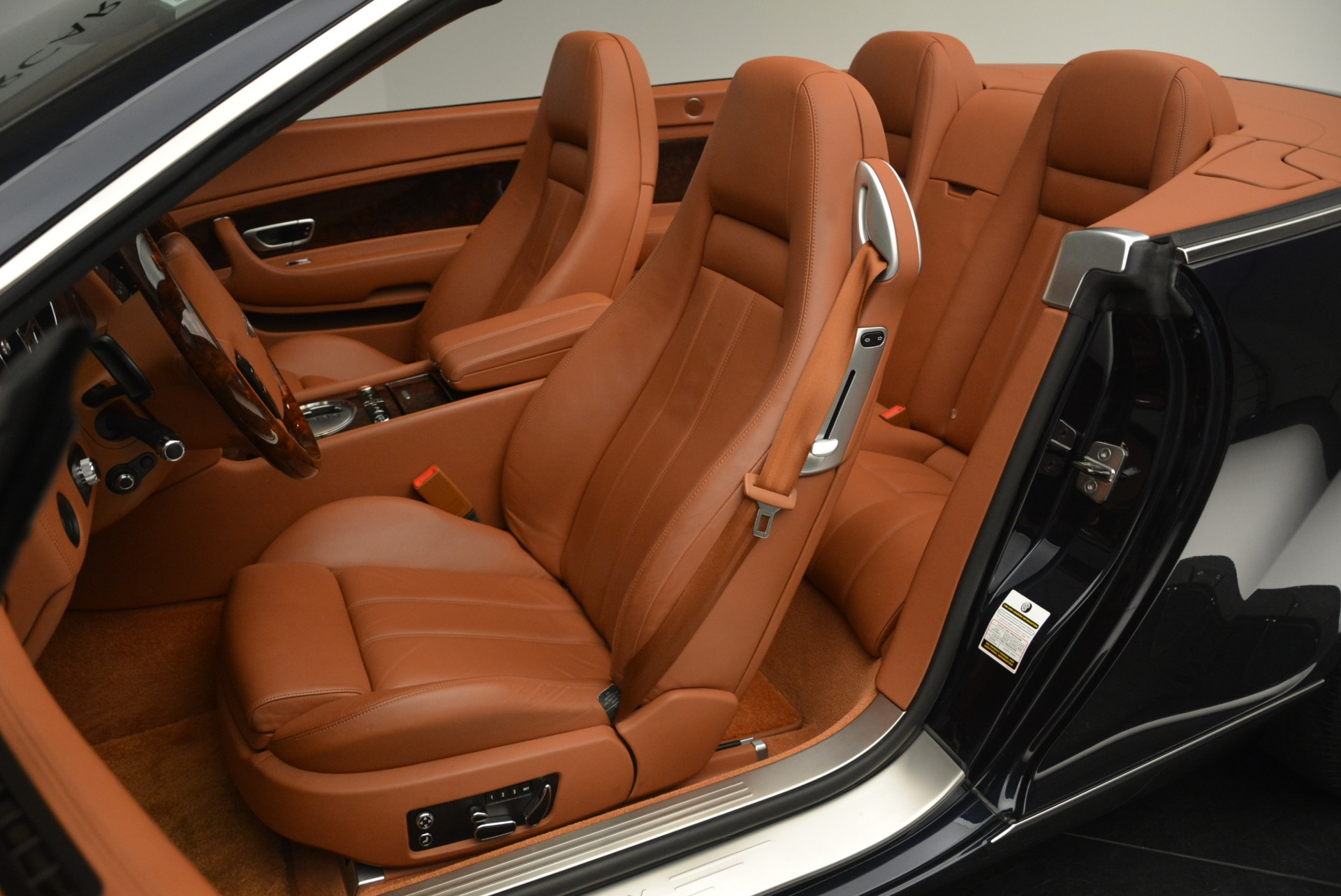 Used 2008 Bentley Continental GTC GT For Sale In Greenwich, CT 2307_p27