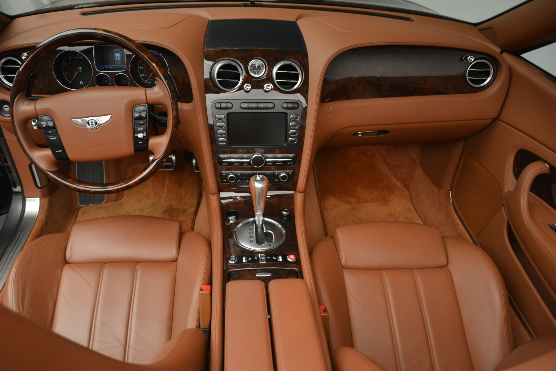 Used 2008 Bentley Continental GTC GT For Sale In Greenwich, CT 2307_p28