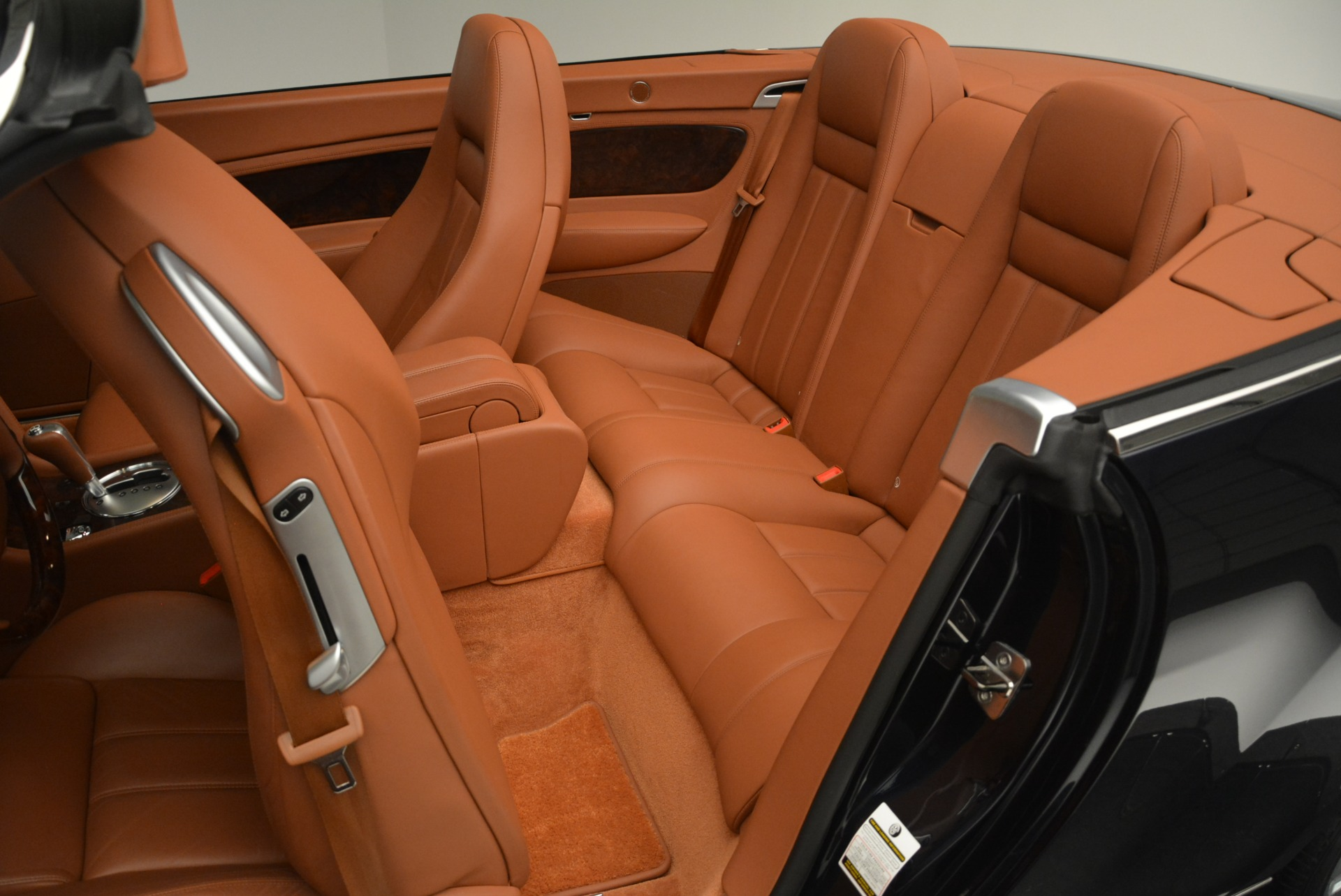 Used 2008 Bentley Continental GTC GT For Sale In Greenwich, CT 2307_p31