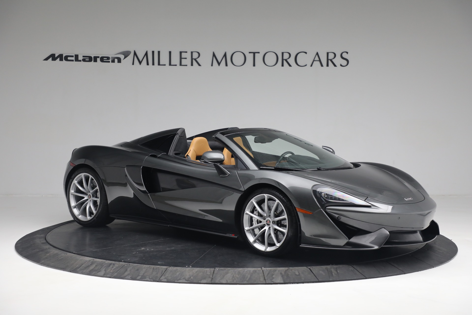 Used 2018 McLaren 570S Spider For Sale In Greenwich, CT 2308_p11
