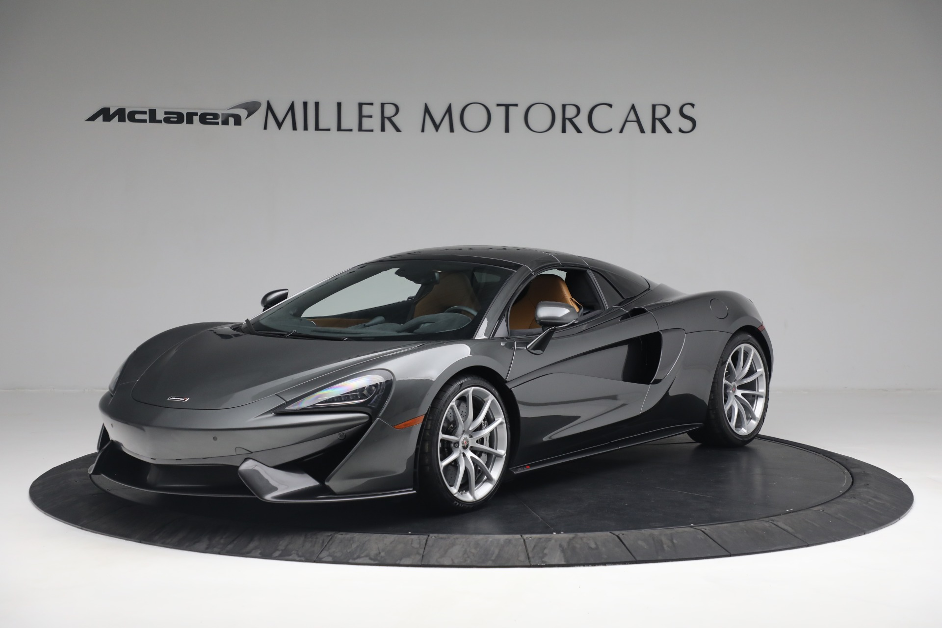 Used 2018 McLaren 570S Spider For Sale In Greenwich, CT 2308_p19