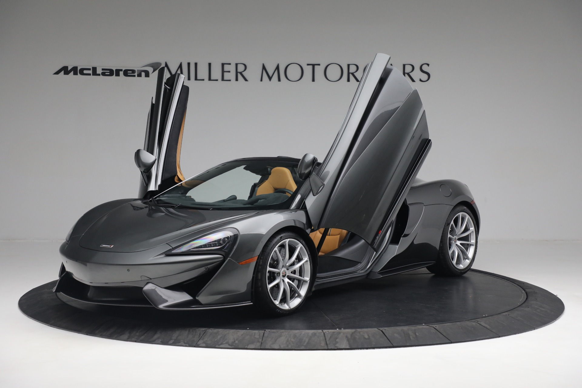 Used 2018 McLaren 570S Spider For Sale In Greenwich, CT 2308_p20