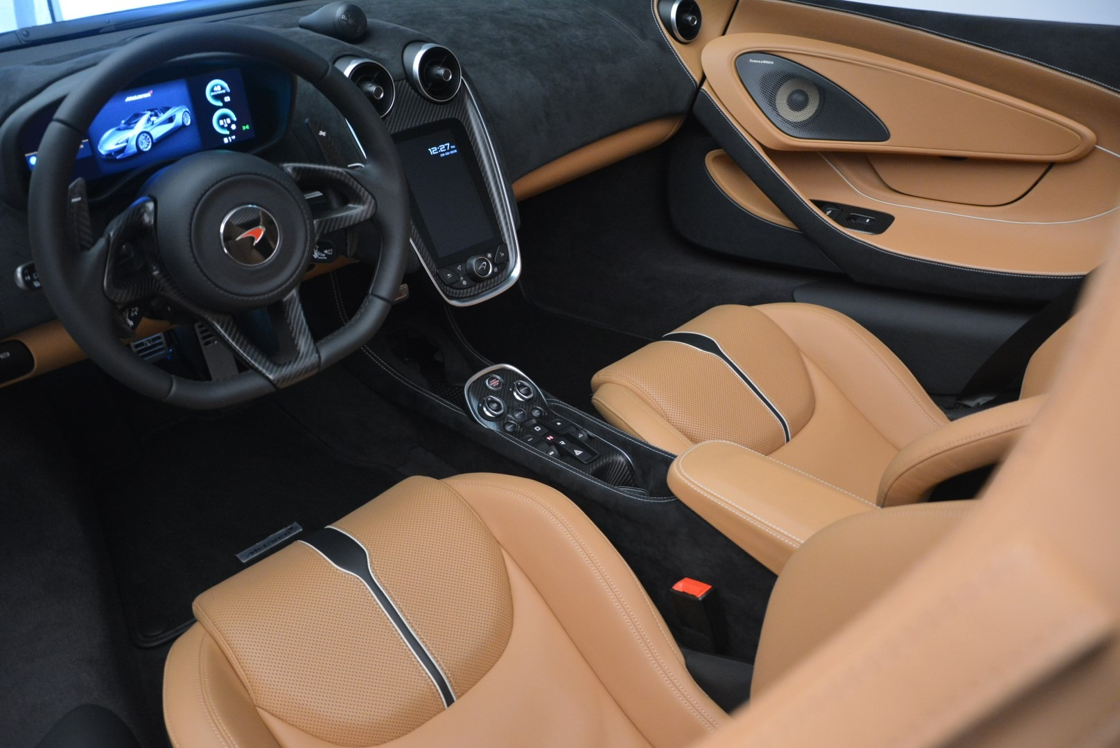 Used 2018 McLaren 570S Spider For Sale In Greenwich, CT 2308_p25