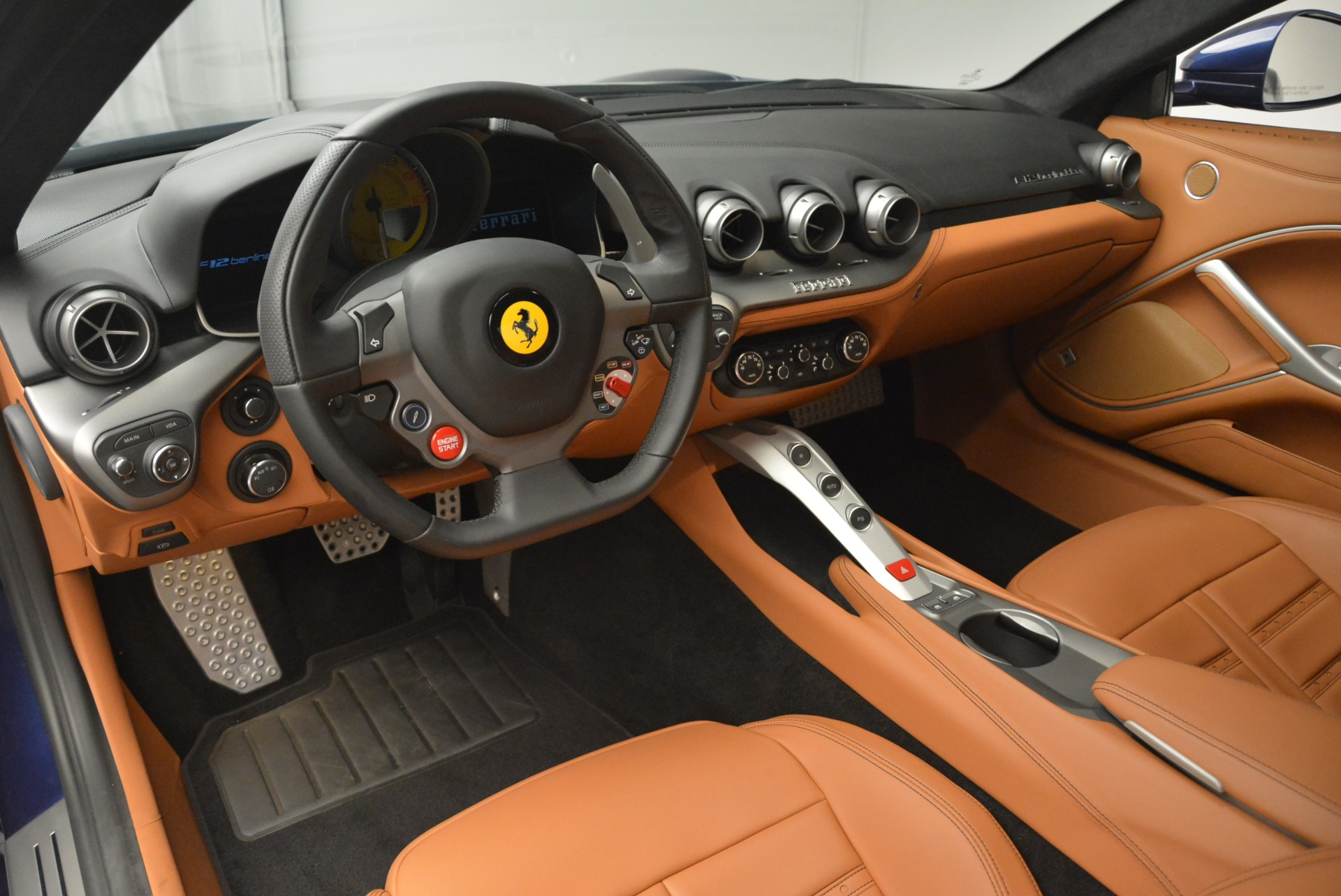 Used 2014 Ferrari F12 Berlinetta  For Sale In Greenwich, CT 2309_p13