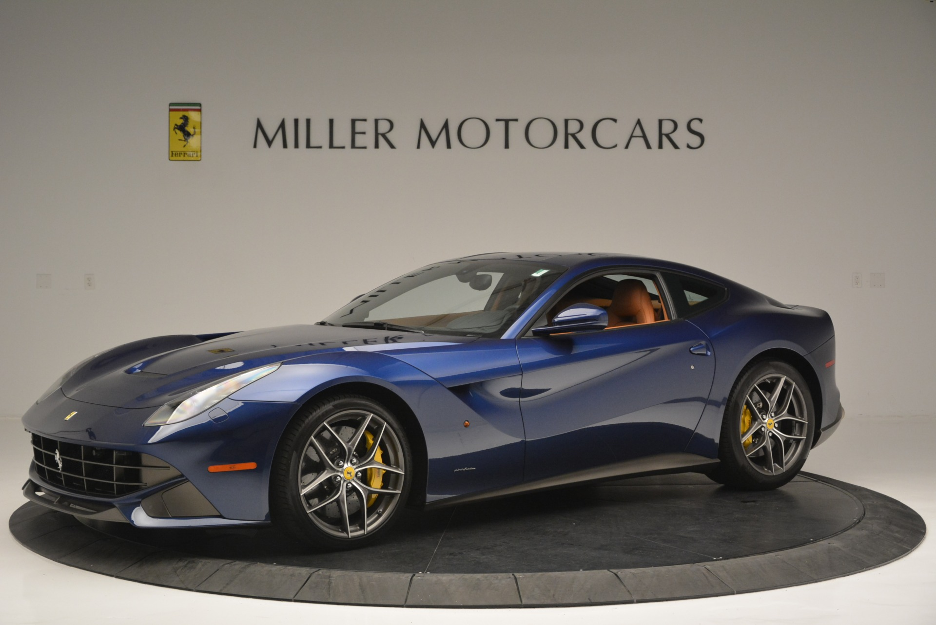 Used 2014 Ferrari F12 Berlinetta  For Sale In Greenwich, CT 2309_p2