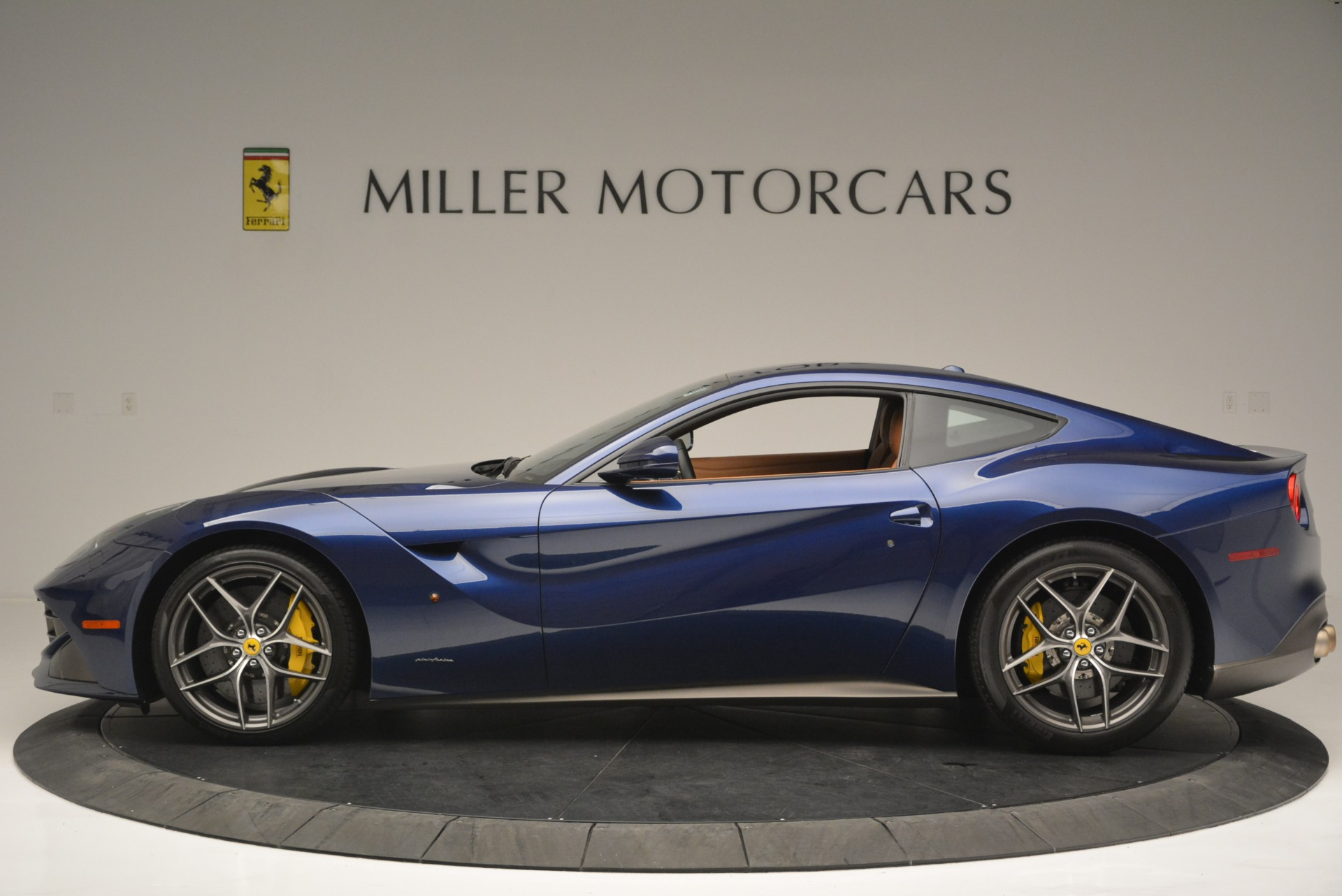 Used 2014 Ferrari F12 Berlinetta  For Sale In Greenwich, CT 2309_p3