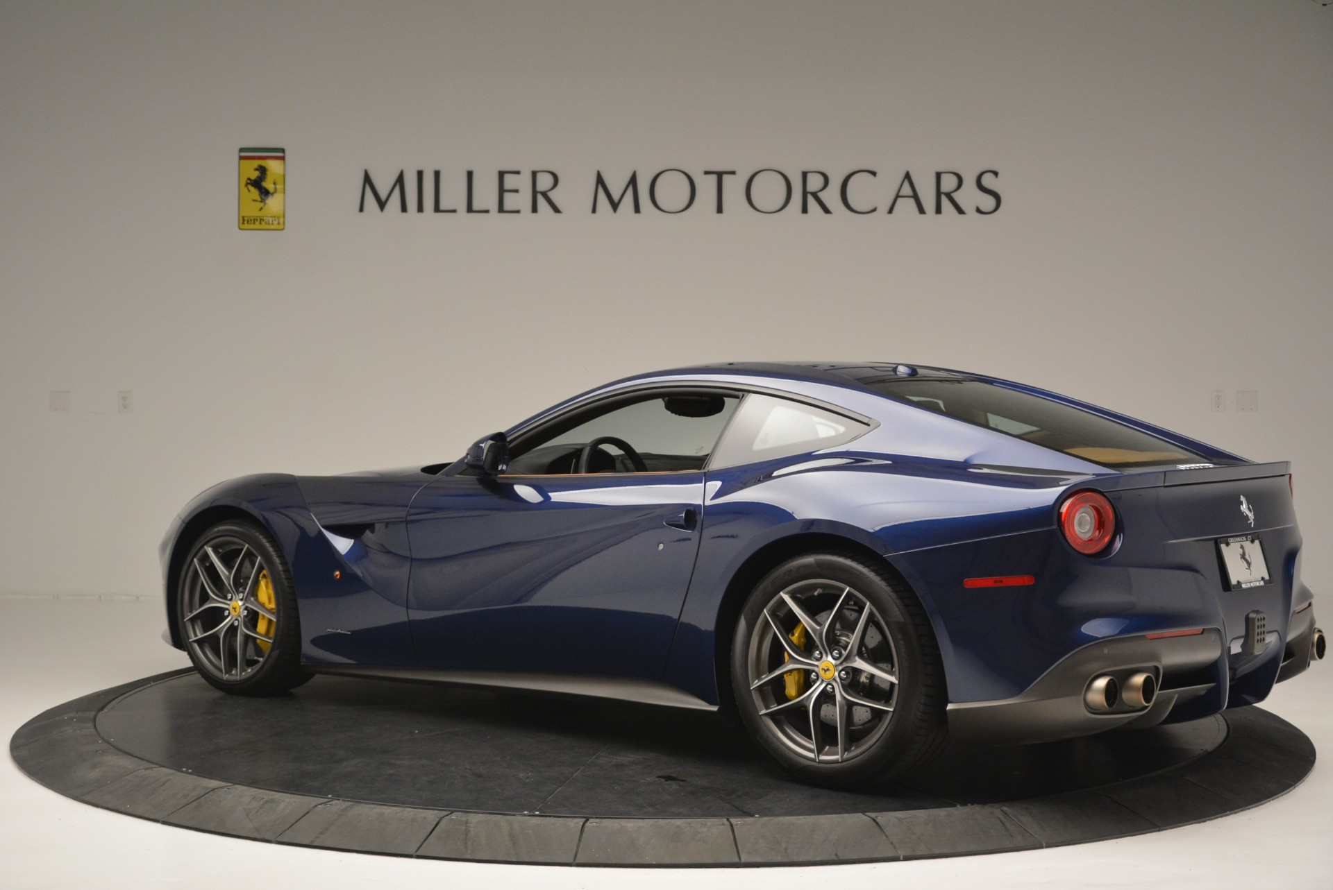Used 2014 Ferrari F12 Berlinetta  For Sale In Greenwich, CT 2309_p4
