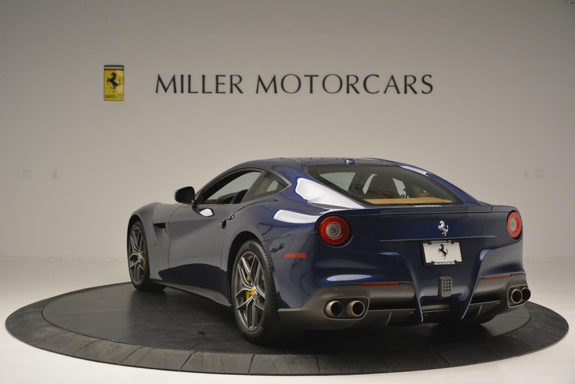 Used 2014 Ferrari F12 Berlinetta  For Sale In Greenwich, CT 2309_p5