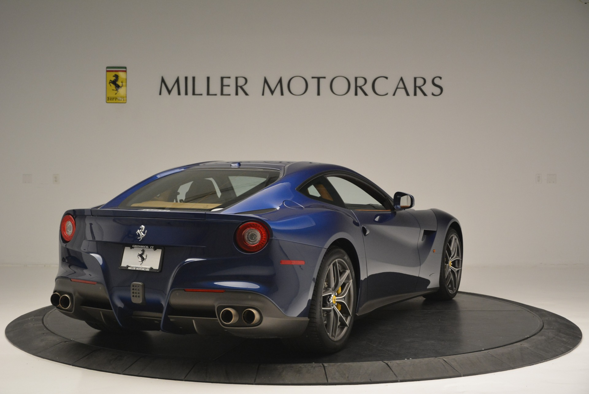 Used 2014 Ferrari F12 Berlinetta  For Sale In Greenwich, CT 2309_p7