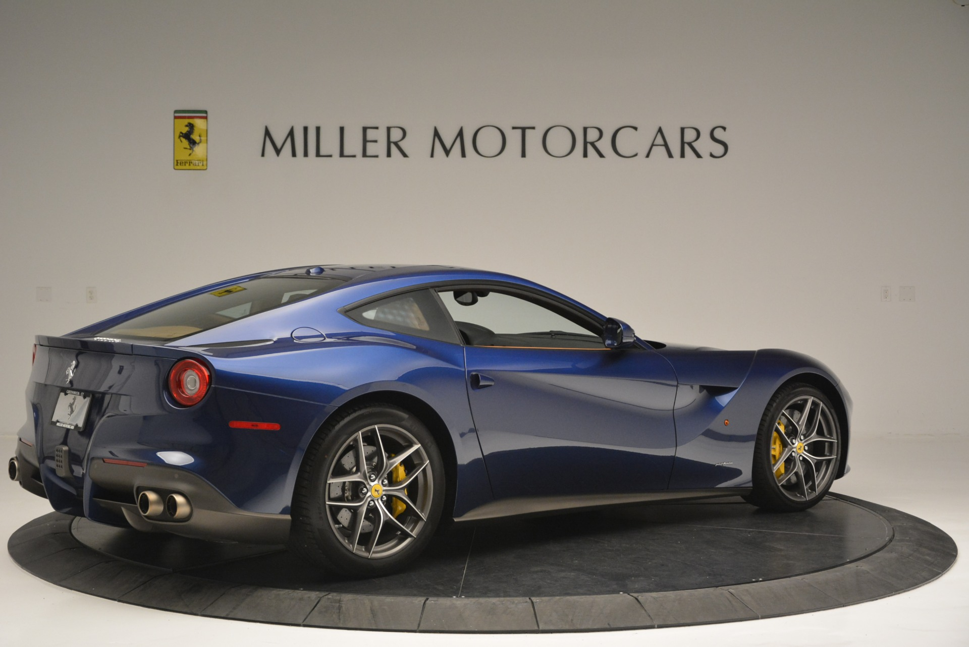 Used 2014 Ferrari F12 Berlinetta  For Sale In Greenwich, CT 2309_p8