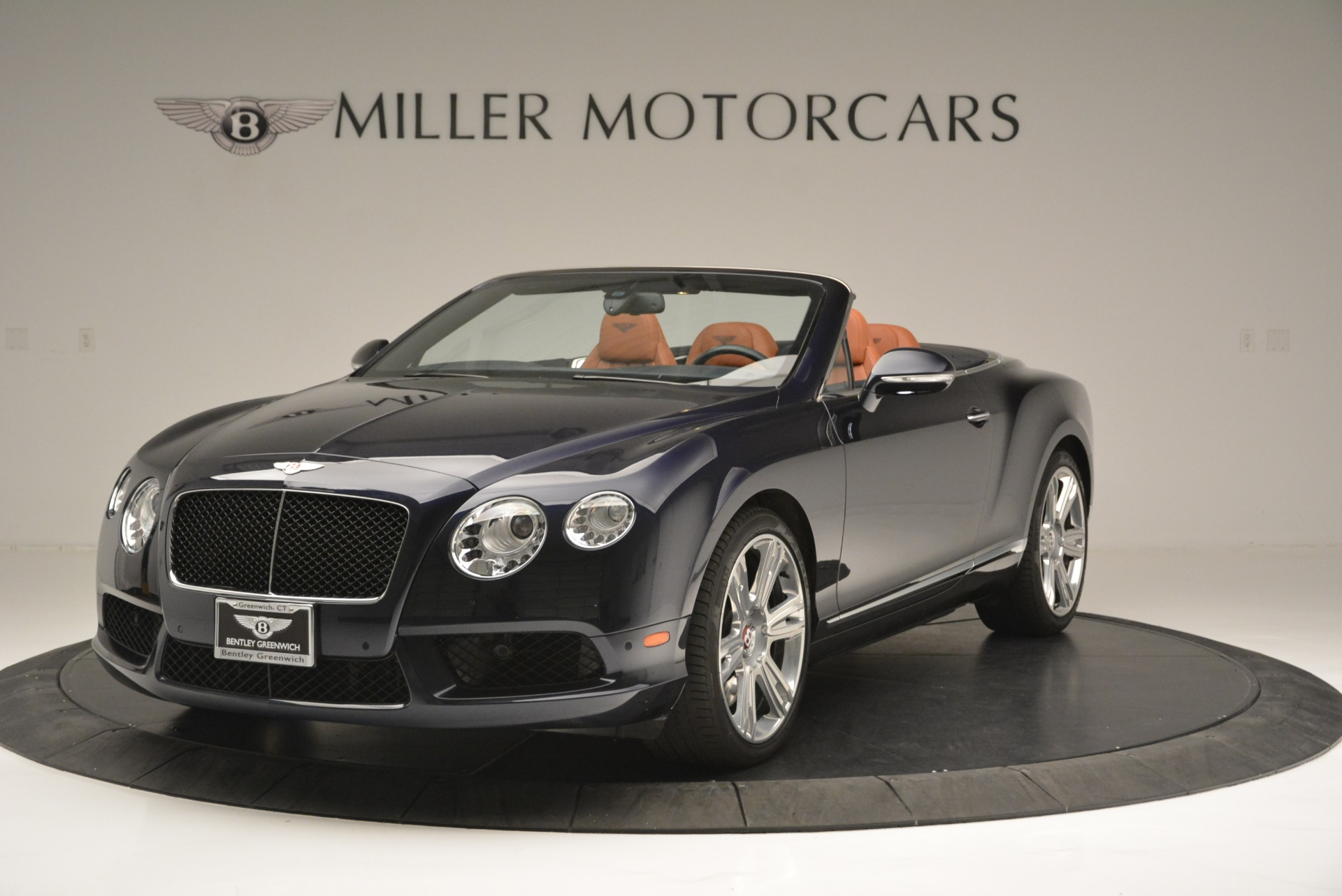 Used 2015 Bentley Continental GT V8 For Sale In Greenwich, CT 2310_main