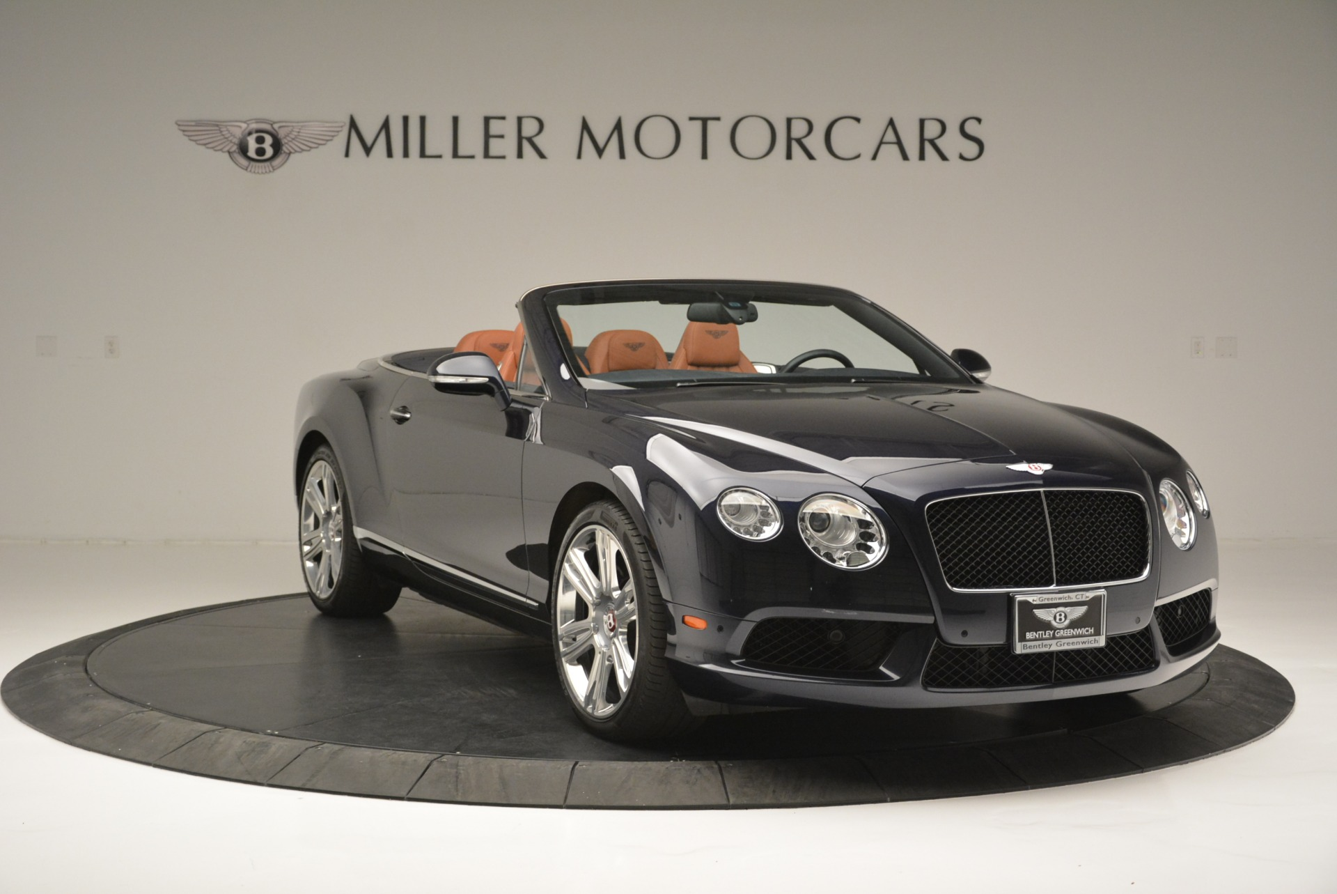 Used 2015 Bentley Continental GT V8 For Sale In Greenwich, CT 2310_p11
