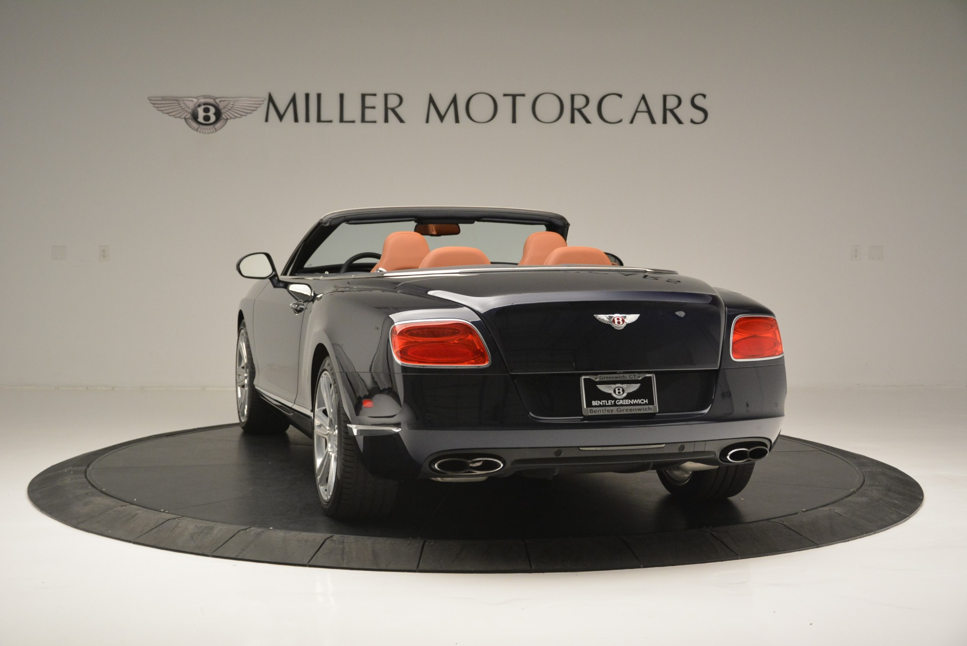 Used 2015 Bentley Continental GT V8 For Sale In Greenwich, CT 2310_p5