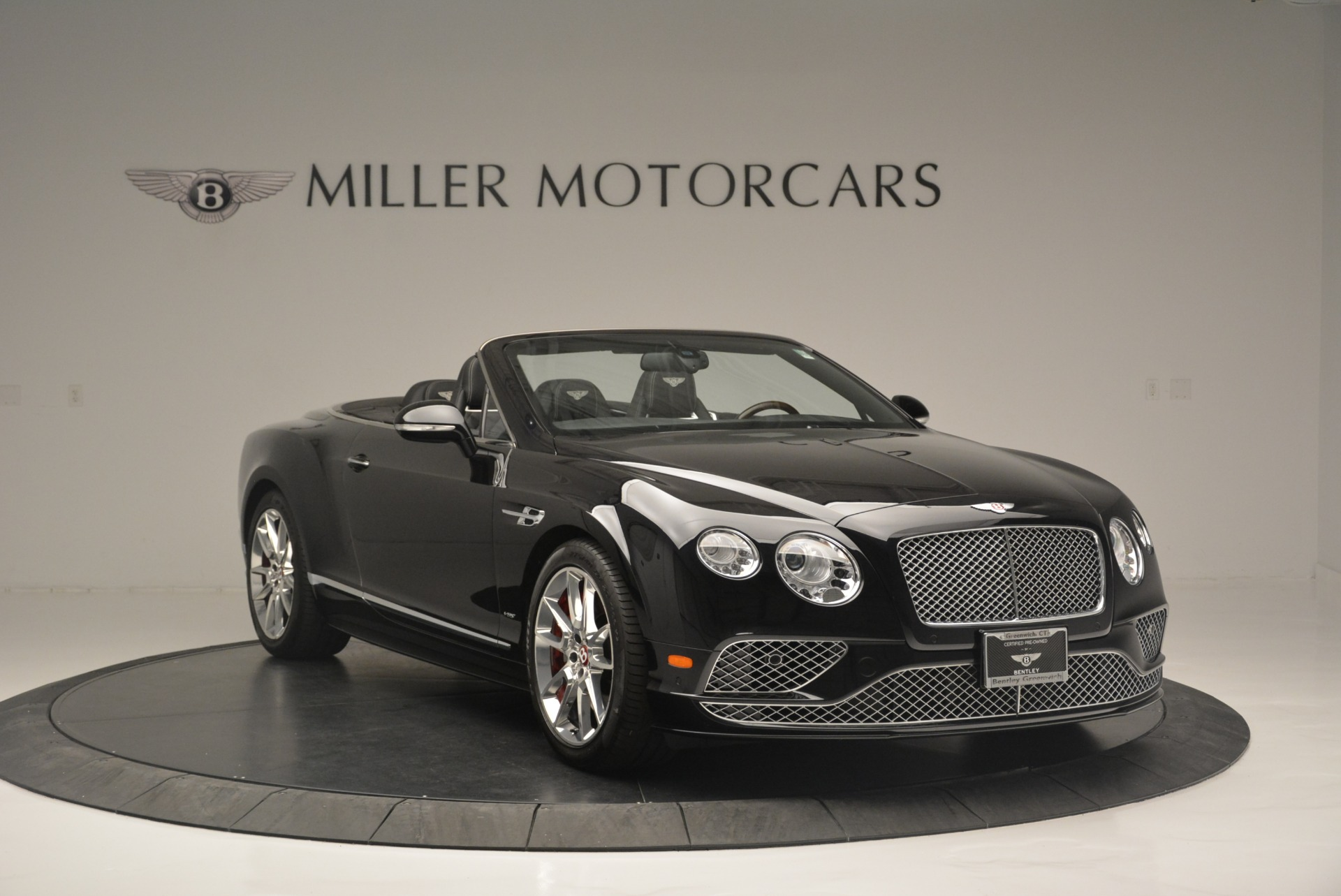 Used 2016 Bentley Continental GT V8 S For Sale In Greenwich, CT 2311_p11