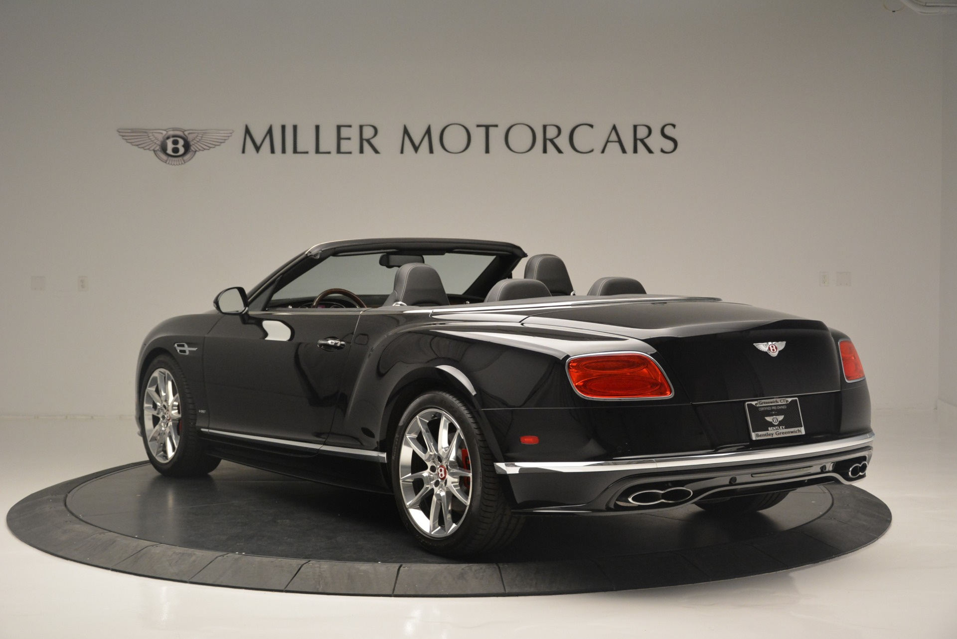 Used 2016 Bentley Continental GT V8 S For Sale In Greenwich, CT 2311_p5