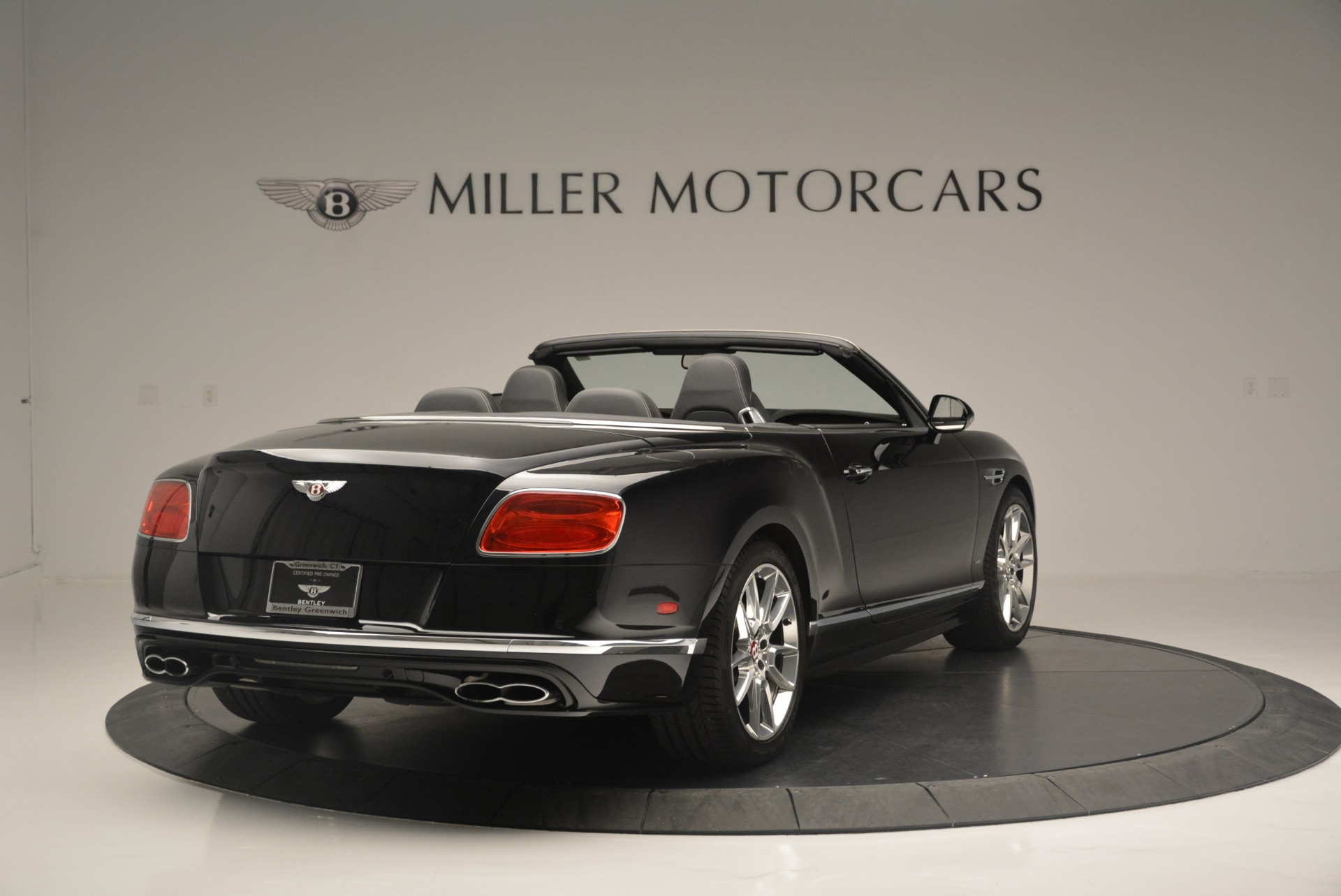 Used 2016 Bentley Continental GT V8 S For Sale In Greenwich, CT 2311_p7