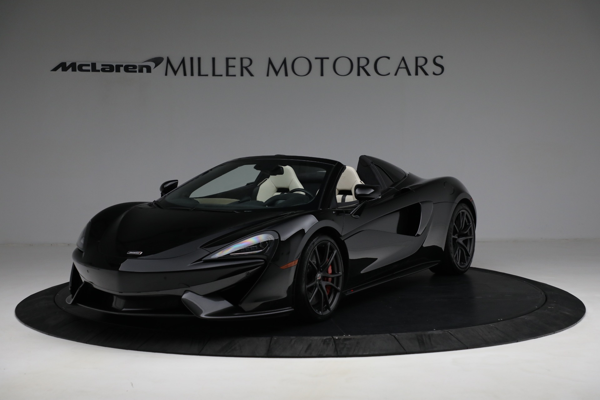 New 2018 McLaren 570S Spider For Sale In Greenwich, CT 2312_main
