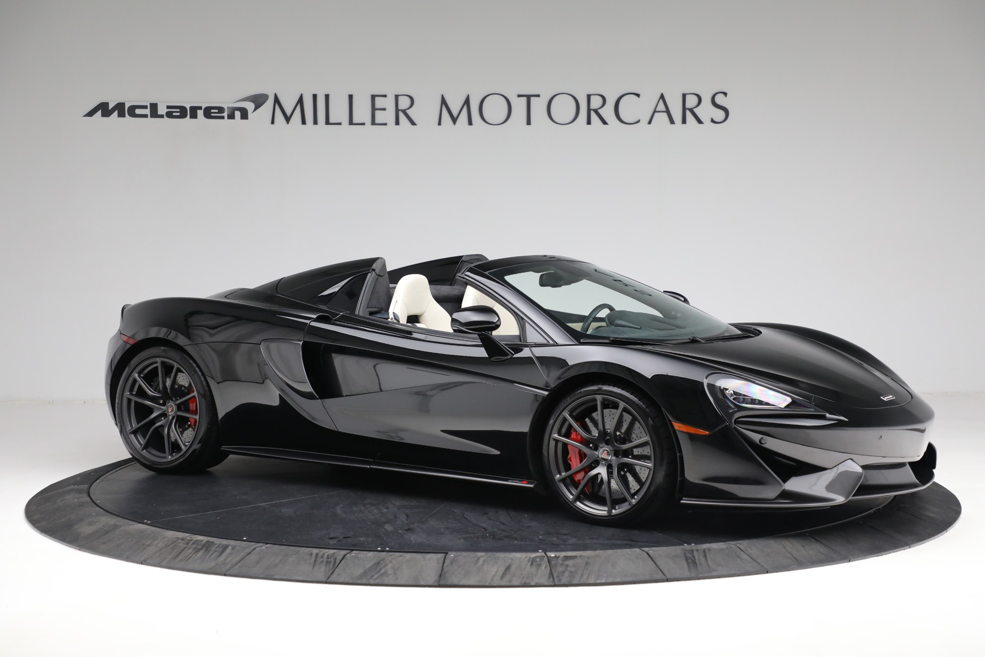 New 2018 McLaren 570S Spider For Sale In Greenwich, CT 2312_p10
