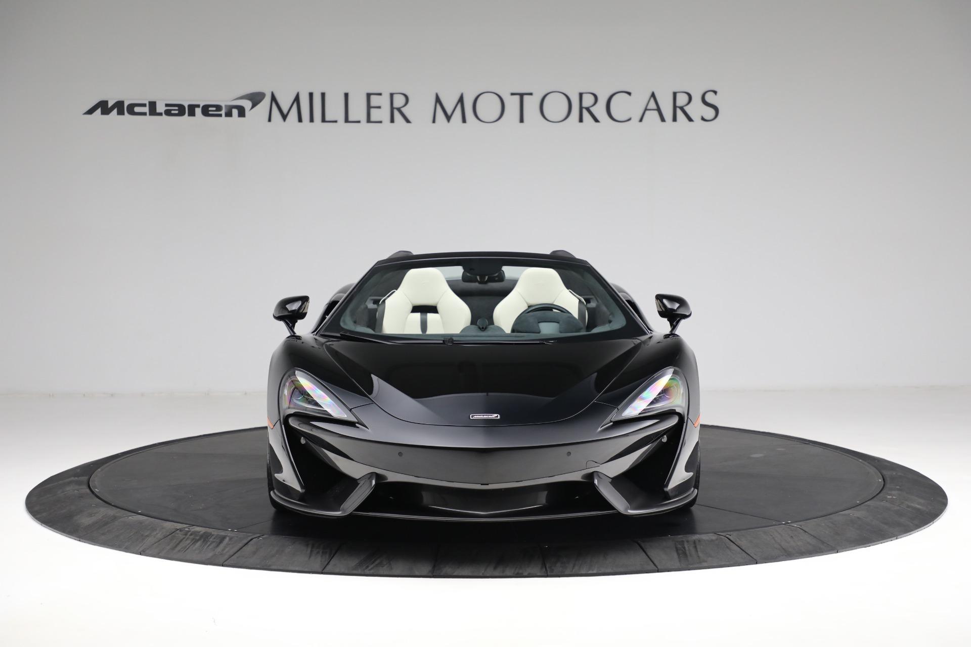 New 2018 McLaren 570S Spider For Sale In Greenwich, CT 2312_p12