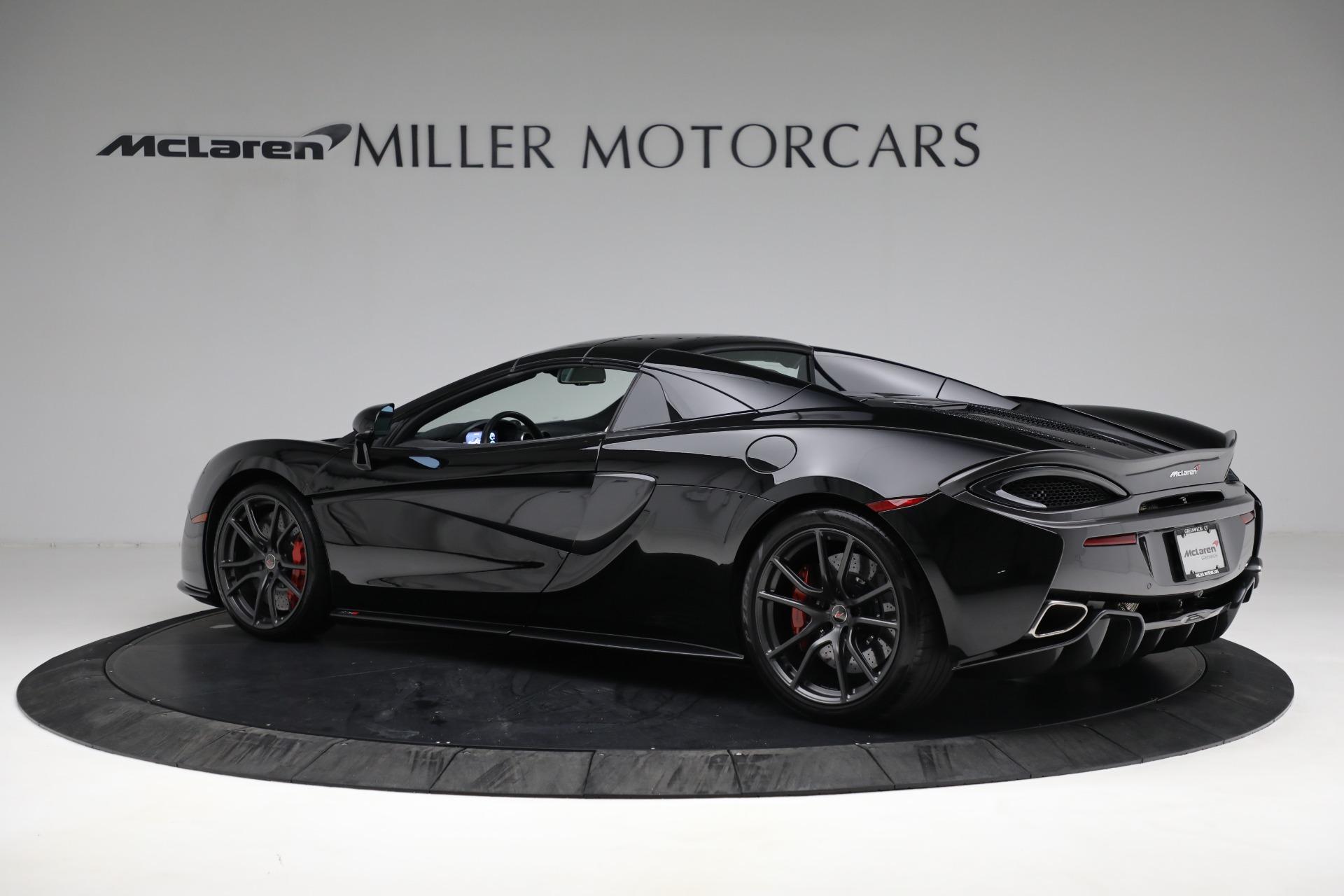 New 2018 McLaren 570S Spider For Sale In Greenwich, CT 2312_p16