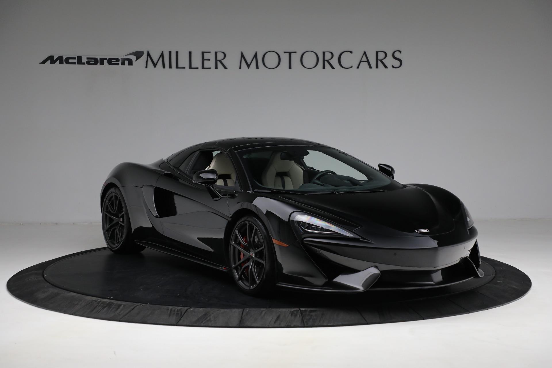 New 2018 McLaren 570S Spider For Sale In Greenwich, CT 2312_p19