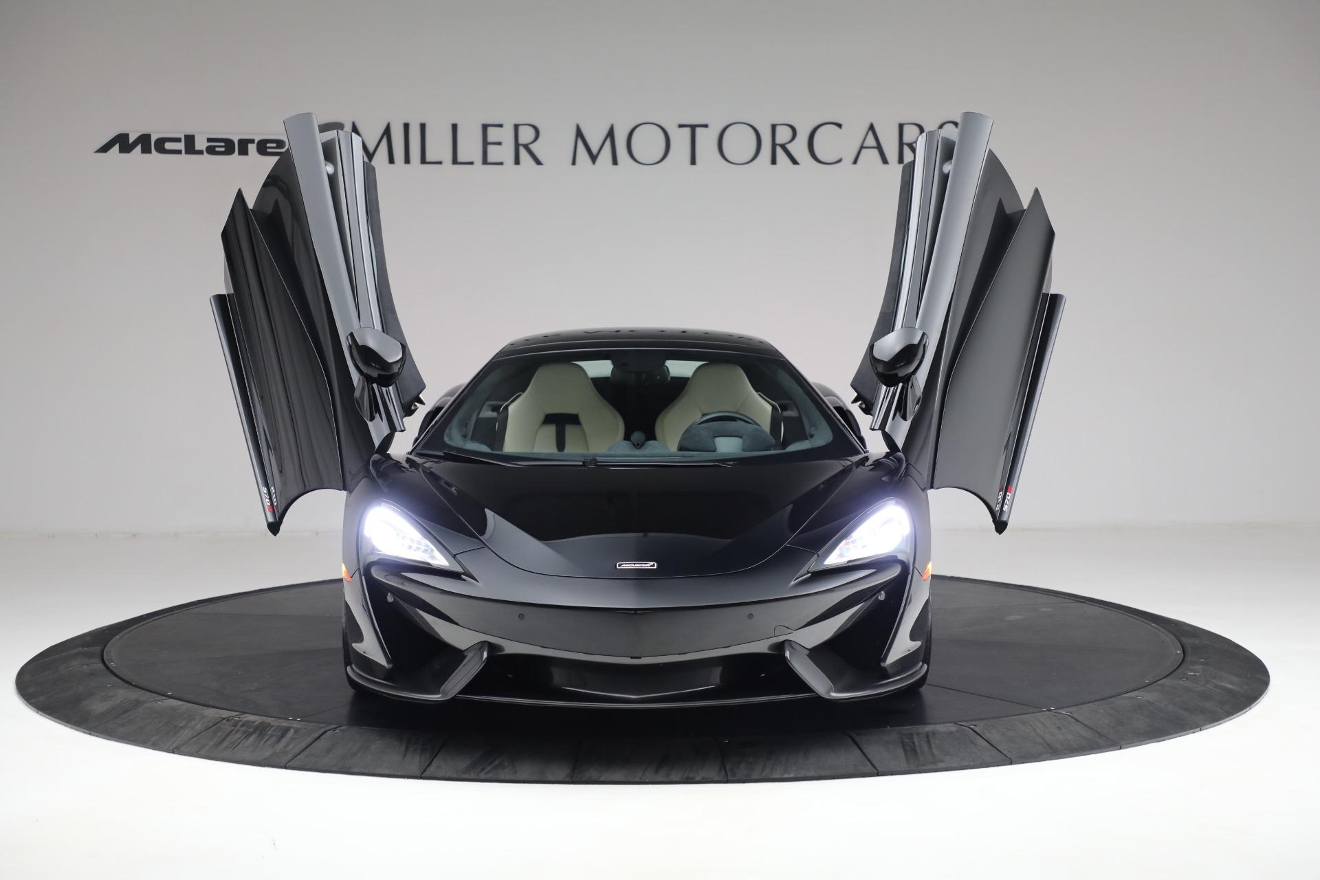 New 2018 McLaren 570S Spider For Sale In Greenwich, CT 2312_p21