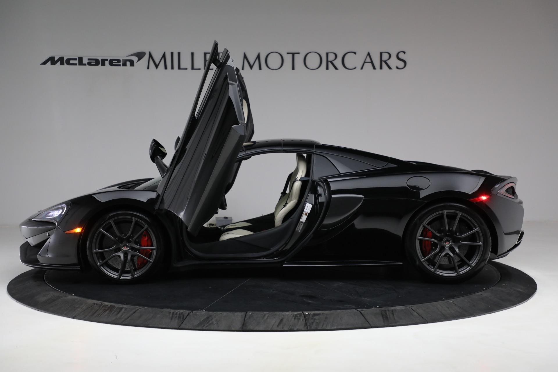 New 2018 McLaren 570S Spider For Sale In Greenwich, CT 2312_p23