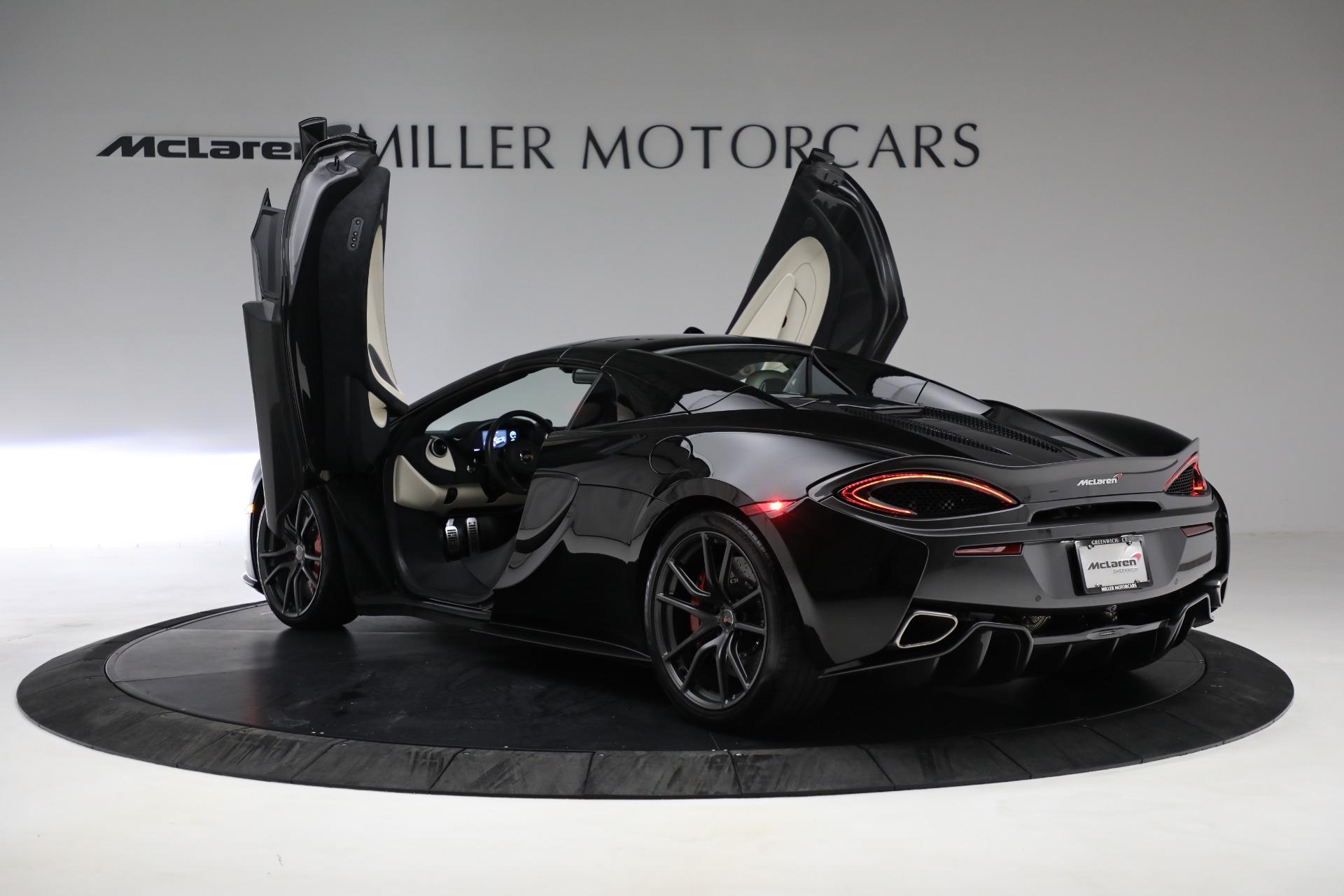 New 2018 McLaren 570S Spider For Sale In Greenwich, CT 2312_p24