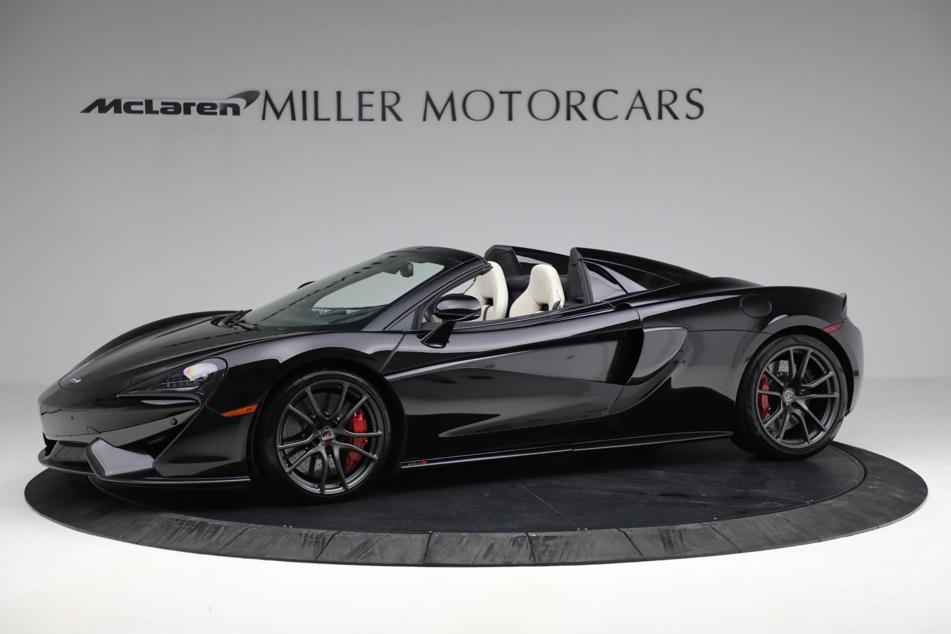New 2018 McLaren 570S Spider For Sale In Greenwich, CT 2312_p2