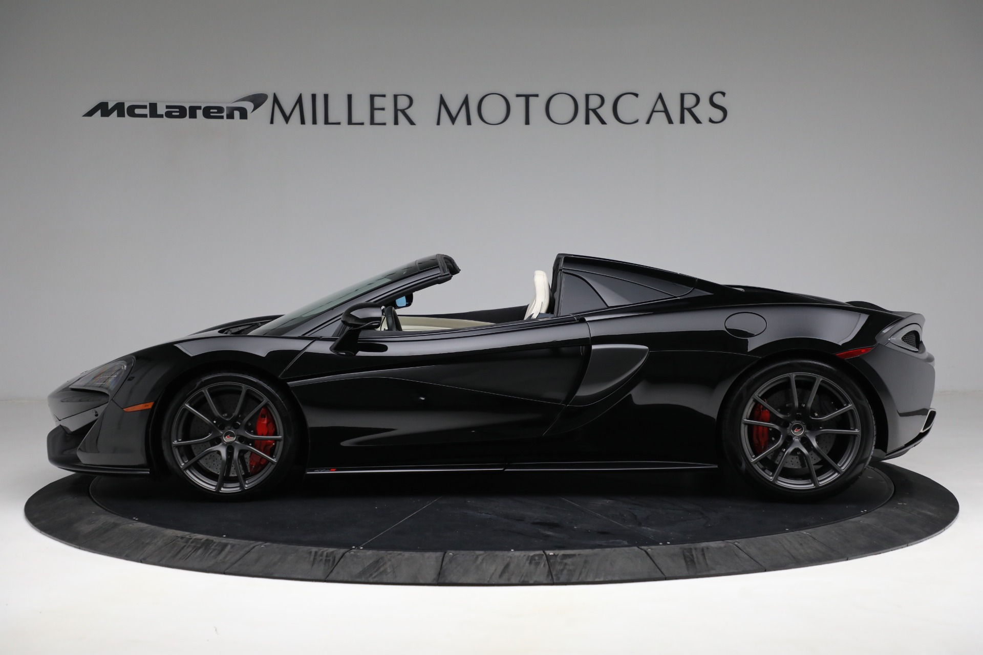 New 2018 McLaren 570S Spider For Sale In Greenwich, CT 2312_p3