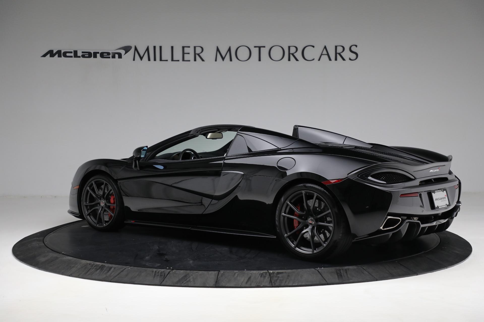 New 2018 McLaren 570S Spider For Sale In Greenwich, CT 2312_p4