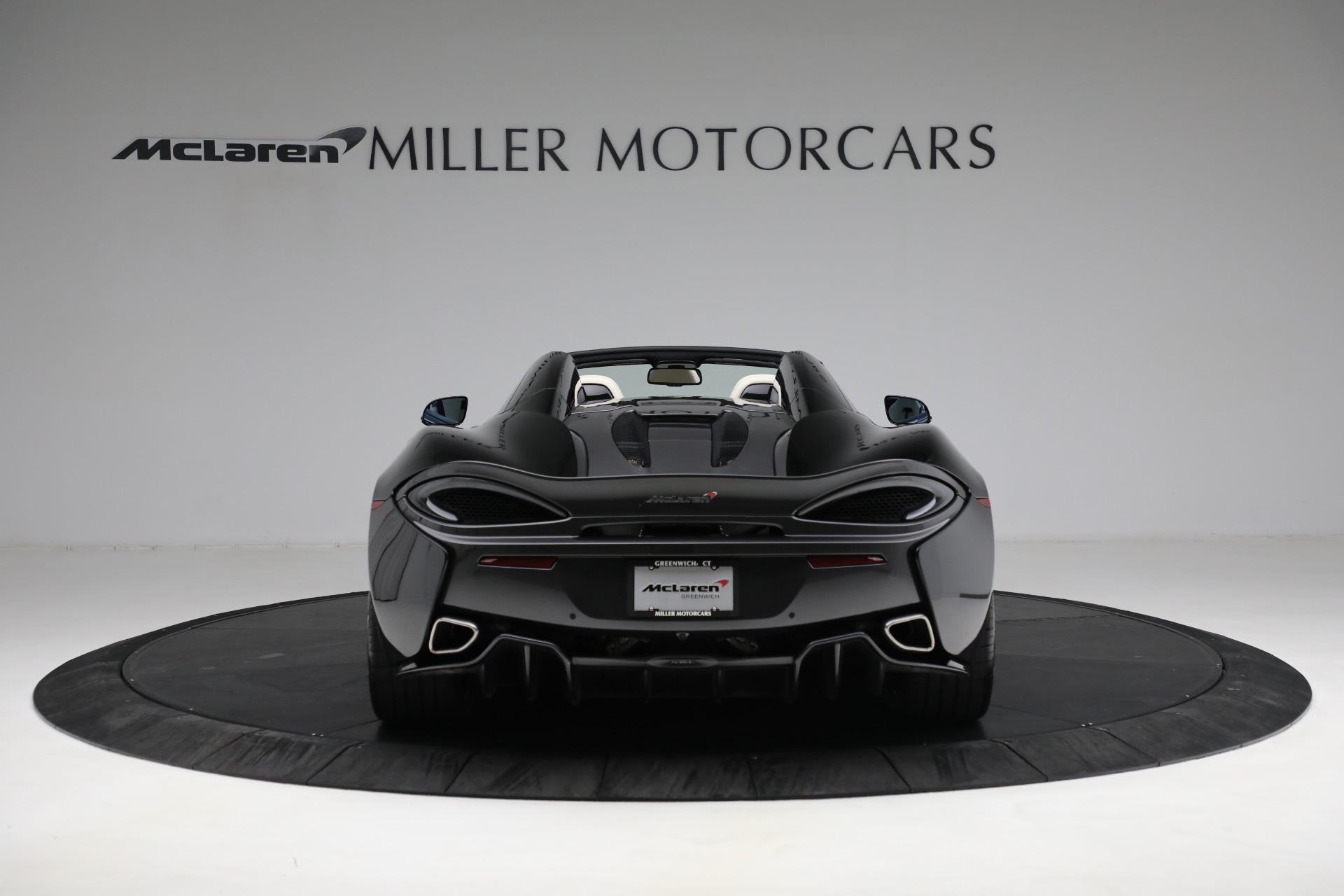 New 2018 McLaren 570S Spider For Sale In Greenwich, CT 2312_p6
