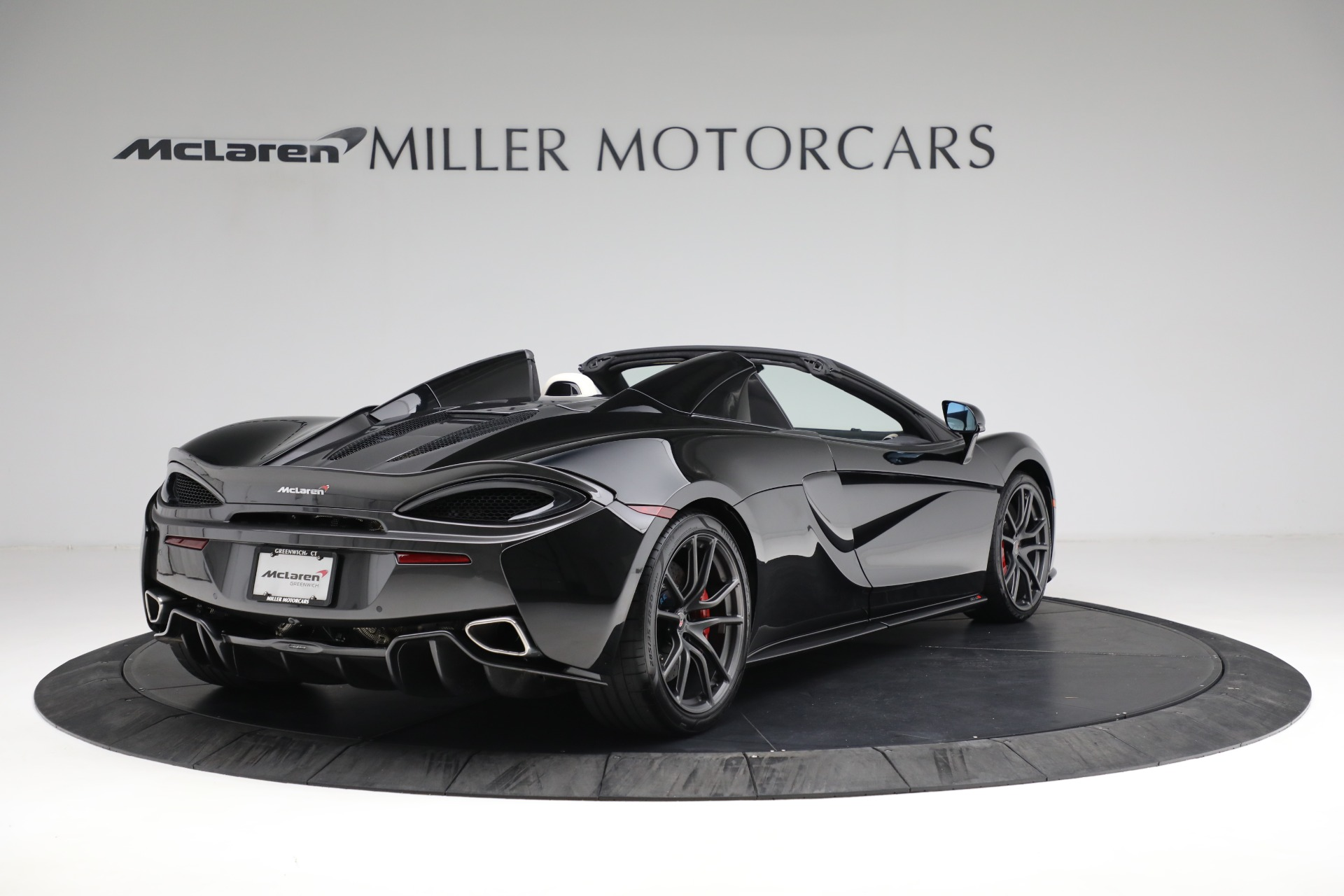 New 2018 McLaren 570S Spider For Sale In Greenwich, CT 2312_p7