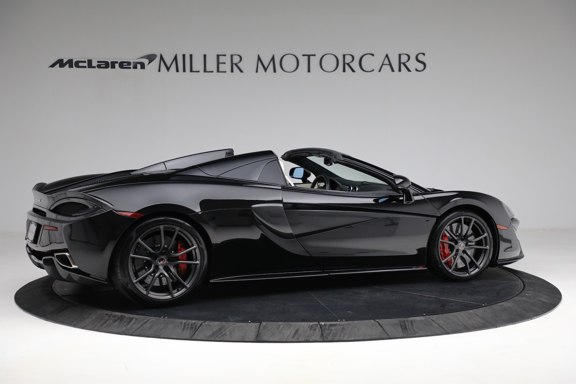 New 2018 McLaren 570S Spider For Sale In Greenwich, CT 2312_p8