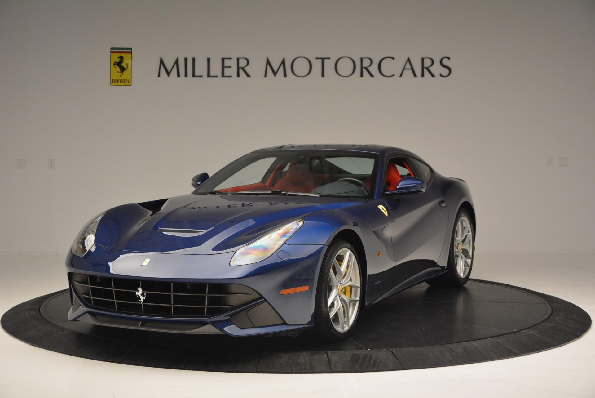 Used 2016 Ferrari F12 Berlinetta  For Sale In Greenwich, CT 2315_main