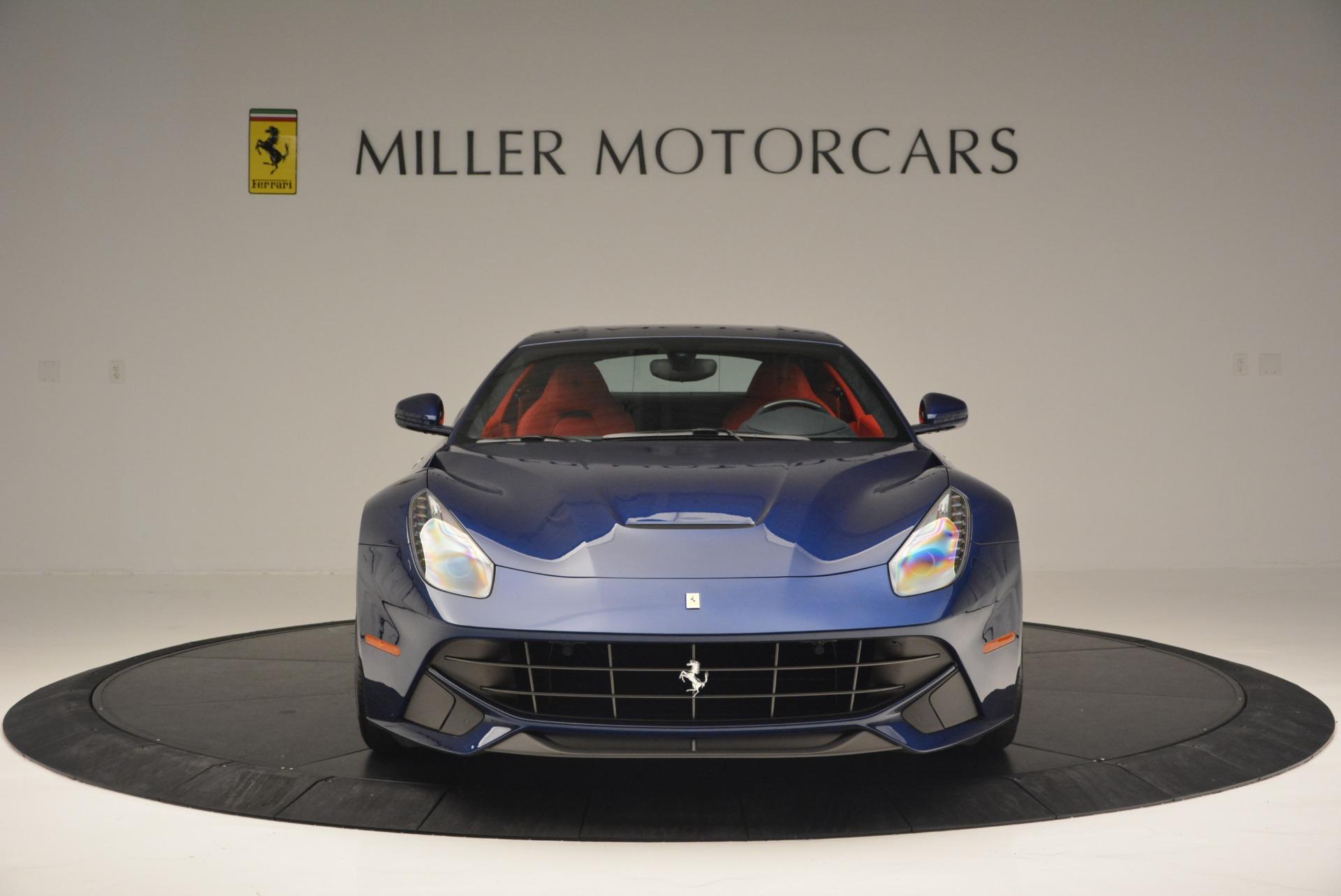 Used 2016 Ferrari F12 Berlinetta  For Sale In Greenwich, CT 2315_p12