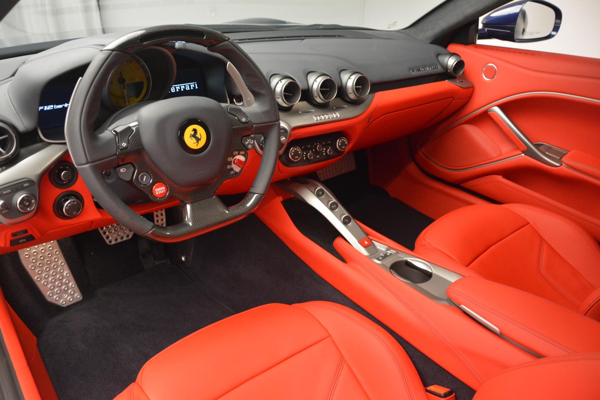 Used 2016 Ferrari F12 Berlinetta  For Sale In Greenwich, CT 2315_p13