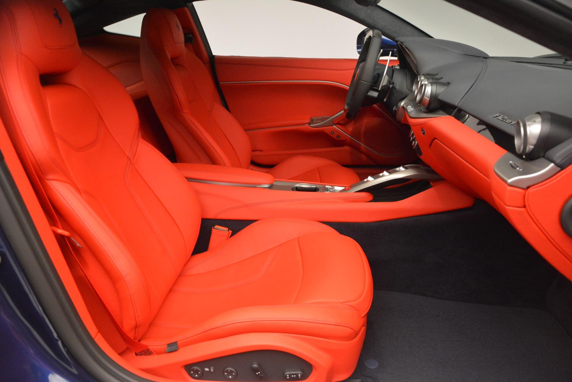 Used 2016 Ferrari F12 Berlinetta  For Sale In Greenwich, CT 2315_p18