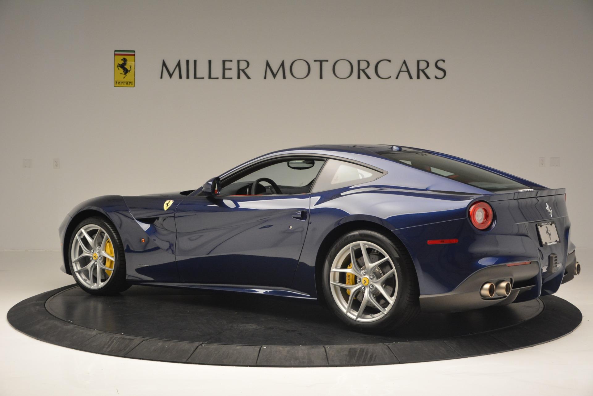 Used 2016 Ferrari F12 Berlinetta  For Sale In Greenwich, CT 2315_p4