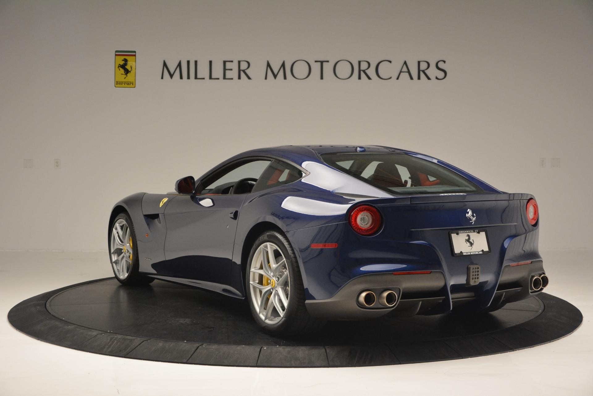 Used 2016 Ferrari F12 Berlinetta  For Sale In Greenwich, CT 2315_p5