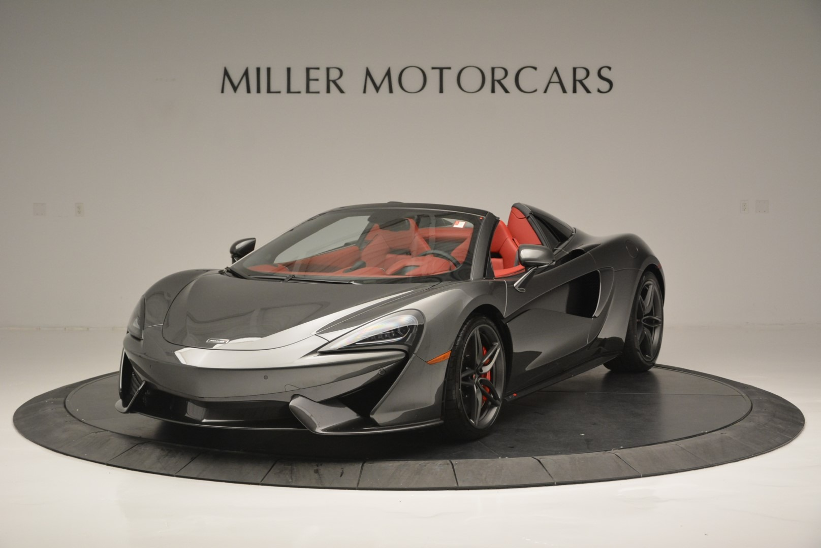 New 2018 McLaren 570S Spider For Sale In Greenwich, CT 2316_main