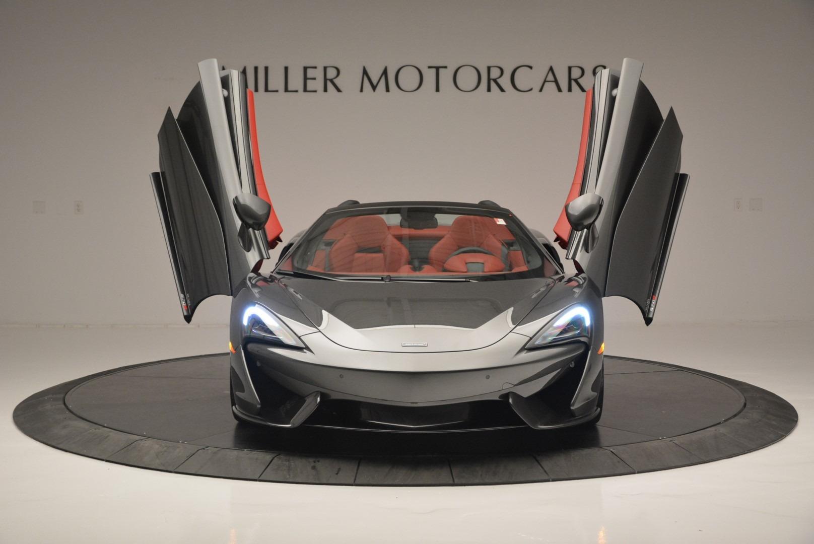 New 2018 McLaren 570S Spider For Sale In Greenwich, CT 2316_p13