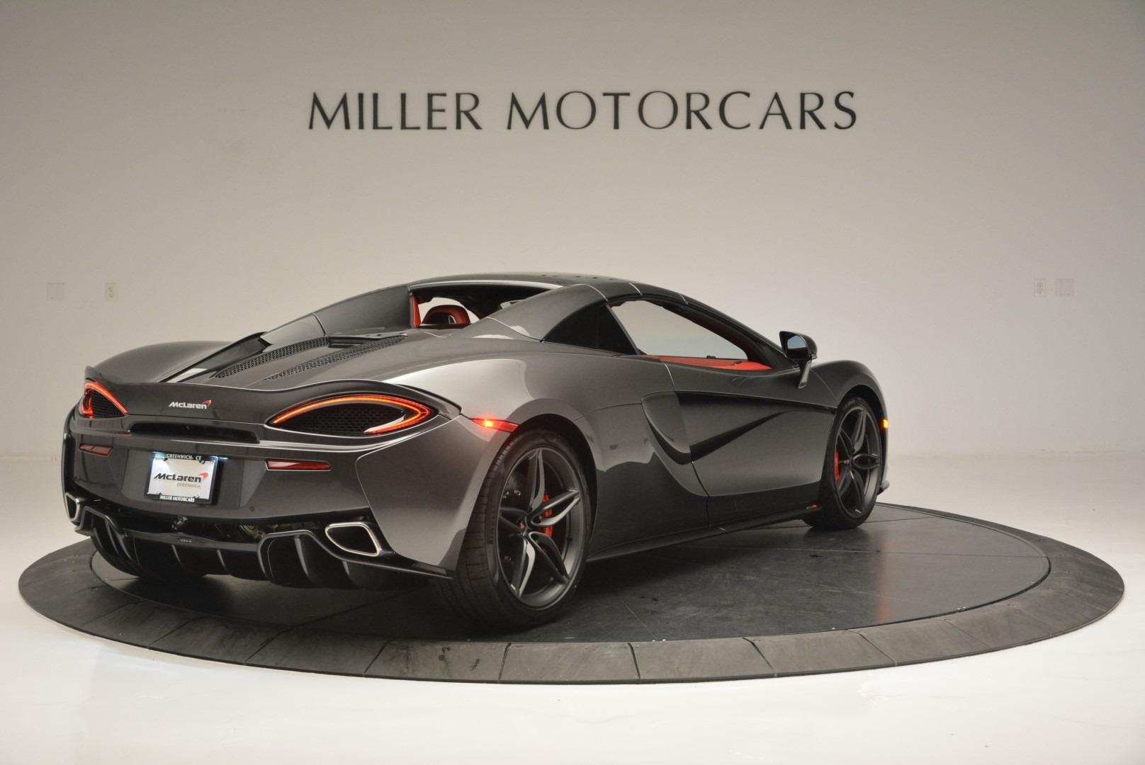 New 2018 McLaren 570S Spider For Sale In Greenwich, CT 2316_p19